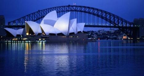 Поездка в Сидней