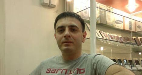 Руфат женится в 2014 г