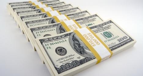 Хочу,что б появилось много денег.