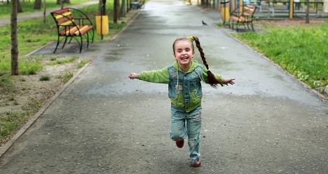 хочу чтобы моя доченька была счастлива