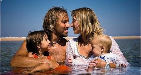 У меня с Тимуром счастливая полноценная семья