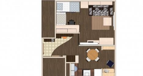 В августе 2013 года я покупаю свою З-ех комнатную квартиру!