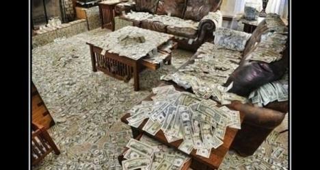 хочу иметь высокий финансовый доход