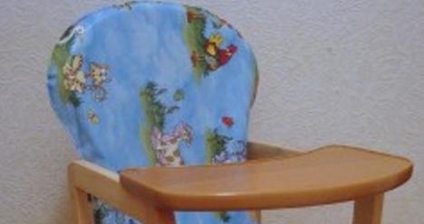 кормительный стульчик