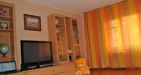 Трехкомнатная квартира в Братске