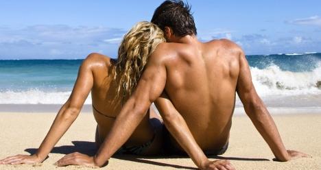 отпуск на море с любимым мужчиной