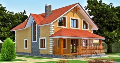 Собственный дом построить быстро