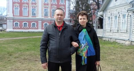 Выйти замуж за Владимира Рудакова