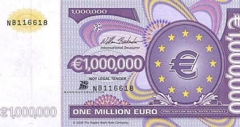 хочу выйграть 3 000 000 евро