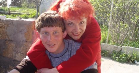 с Олегом У. в любви взаимной вместе навсегда