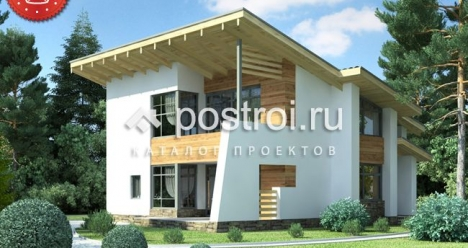 дом по проекту на хорошей земле
