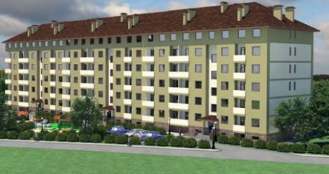 трехкомнатная квартира на Евроапейской 4, 37