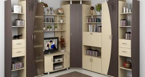 поменять мебель в квартире