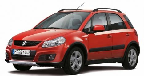 я владею новым автомобилем suzuki cx4