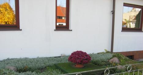 свой дом в околице Зеленой Гуры