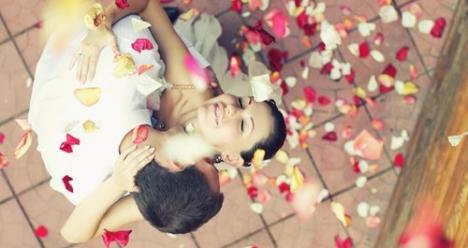 Я выхожу замуж за любимого и любящего человека