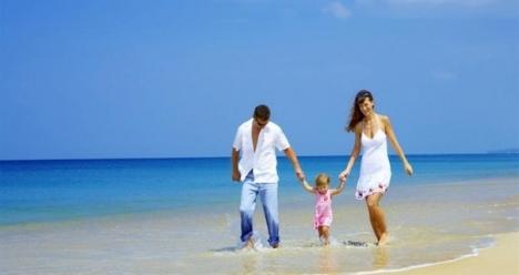 Любимый муж и ребенок
