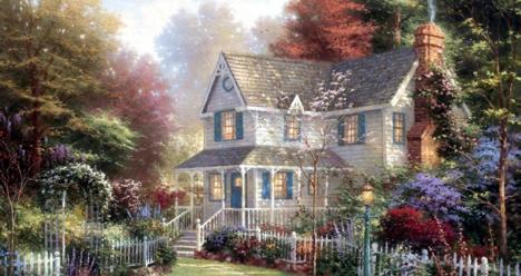 Свой благоустроенный дом