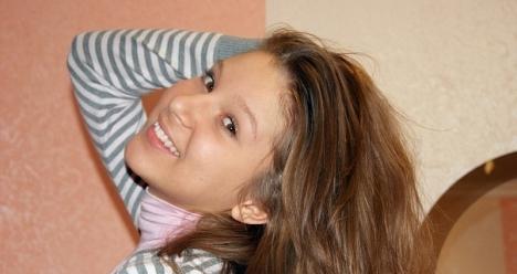 Моя дочь Виктория Жукова с отличница Университета Никоссии