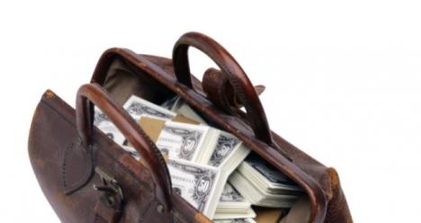 Выиграть или получить в дар большую сумму денег