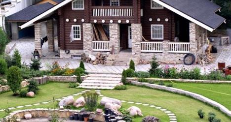 Собственный комфортный дом и гектар земли в дар в 2013 году