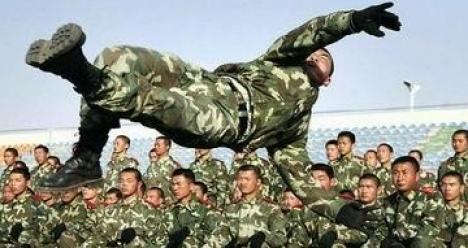 удачная служба сыночка в армии