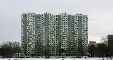 Снос/переселение пятиэтажек на Гвардейской улице в Москве.