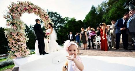 Моя свадьба с Сергеем и наш ребенок