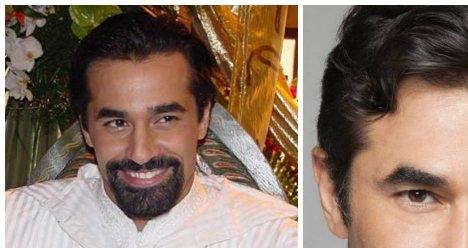 Хочу себе мужа похожего на Лусиано Зафир с бородкой.