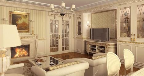 Собственная роскошная квартира