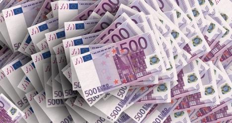 Миллион евро.