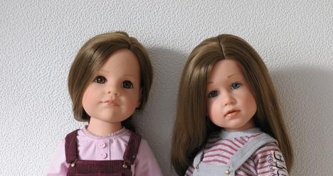 кукла Готц Ханна или Клара