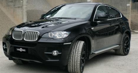 У меня очень скоро появляется новенький BMW черного цвета