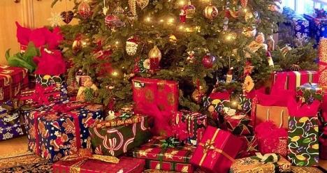Мои желания на Новый Год исполнены.