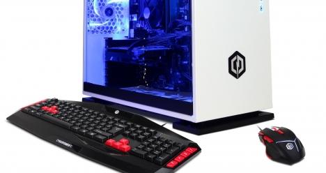 Игровой компьютер со всем комплектом для ПК