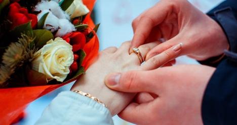 Выйти замуж за любимого человека