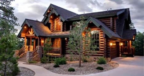 Уютный богатый изобильный Дом НИНКО