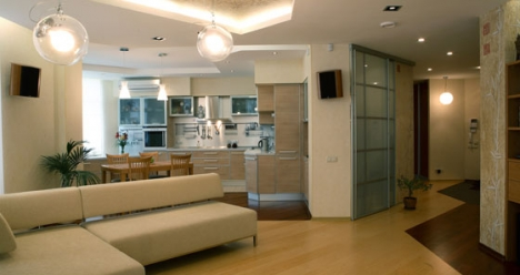 Трехкомнатная квартира с хорошим ремонтом