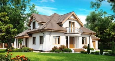 Мой уютный, красивый дом!