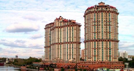 своя квартира в Москве