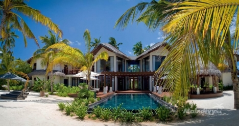большой дом в доминикане