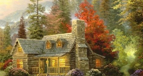 Уютный, просторыный собственный дом около воды