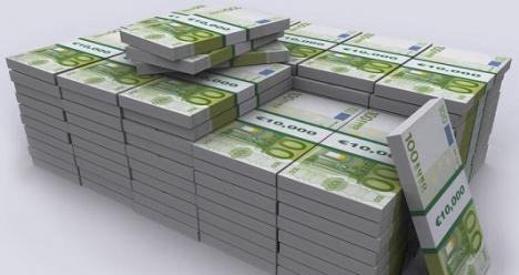 1000000000 евро сколько стоят монеты в сбербанке
