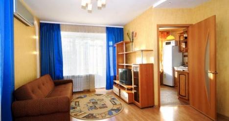 Моя новая 2-х комнатная квартира