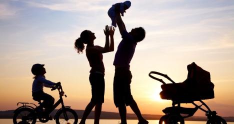 Здоровье, красота и денежный достаток в нашей семье!
