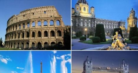 поездка в Европу