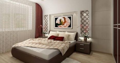 Моя новая 2-х комнатная квартира с шикарной планировкой