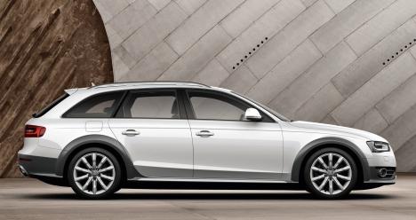 Моя белая Audi Allroad моя у меня!_)