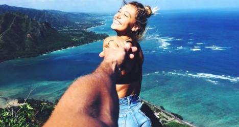 Путешествия по всему миру с любимым человеком!