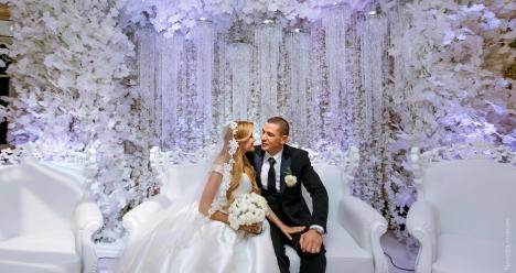 Мы с Сашей поженились